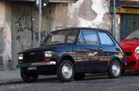 Fiat 126 Prima Serie 1972-1976