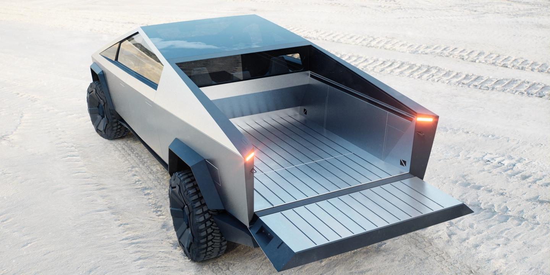 Pick-up elettrico Tesla Cybertruck