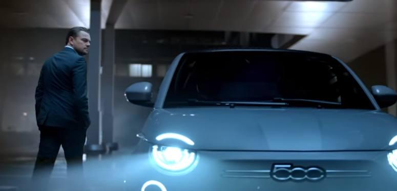 pubblicità Fiat 500