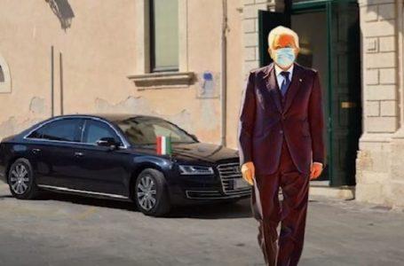 Viva L'ITALIA, Presidente…con le auto tedesche