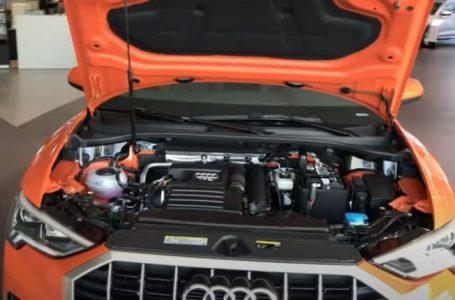 Sostituzione batteria Audi Q3-nuovo modello da 2018