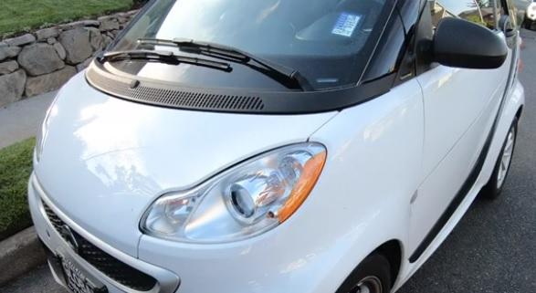 Come aprire cofano Smart Fortwo-W451 da 2007-15 - Motori e ...