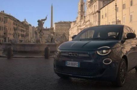 Nuova Fiat 500 Berlina