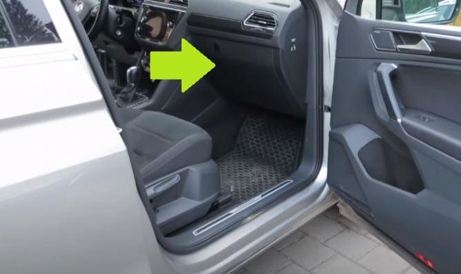 Si adatta VW TIGUAN 2.0 TDI 4 Motion DENSO Particolato CABINA Odore Filtro Antipolline